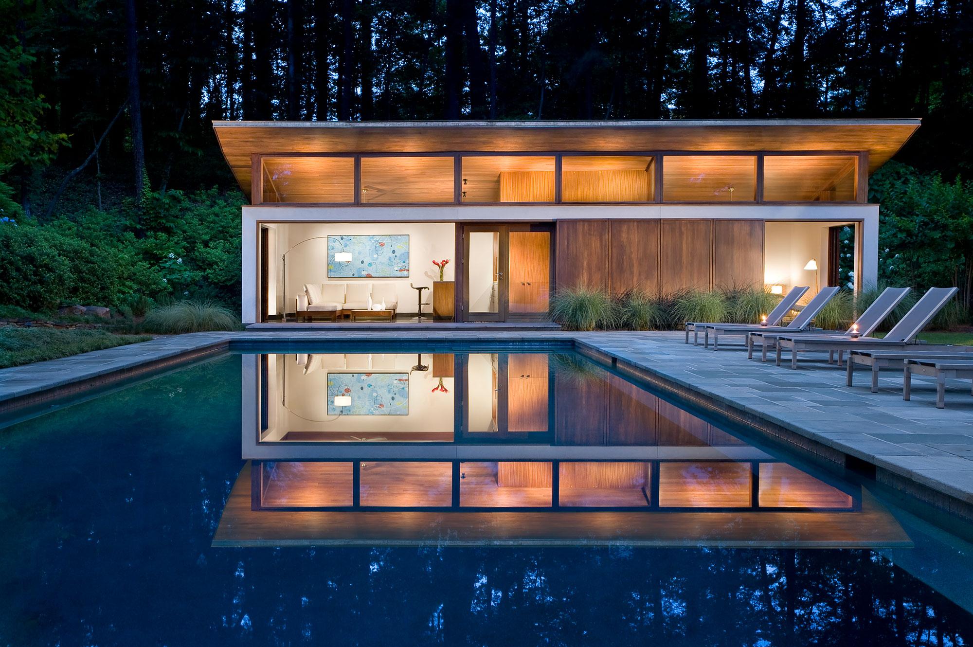 Modern Architecture Atlanta philip babb architect | atlanta modern architect